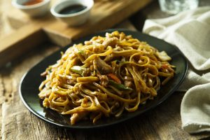 Longevity Noodles Recipe Cambridge Network
